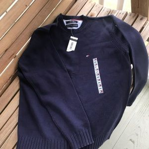 Men's Navy Tommy Hilfiger Sweater